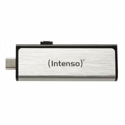 INTENSO Clé USB 2.0 Mobile Line USB + micro USB - 8go
