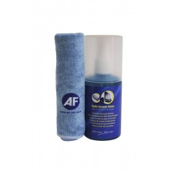 AF Multi Screen Clene &Cloth Vapo 200 ml+ chiffon microfibre grd form