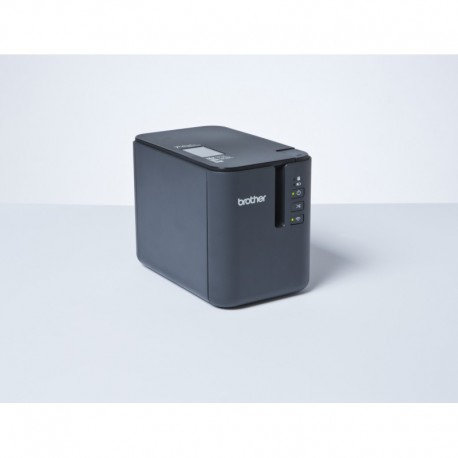 BROTHER PT-P900W Etiqueteuse professionnelle connectable Wifi