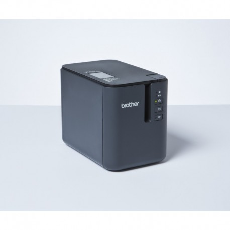 BROTHER PT-P950NW Etiqueteuse profess. connectable Wifi,Ethernet