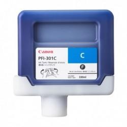 CANON Cartouche encre PFI-301C Cyan 330ML