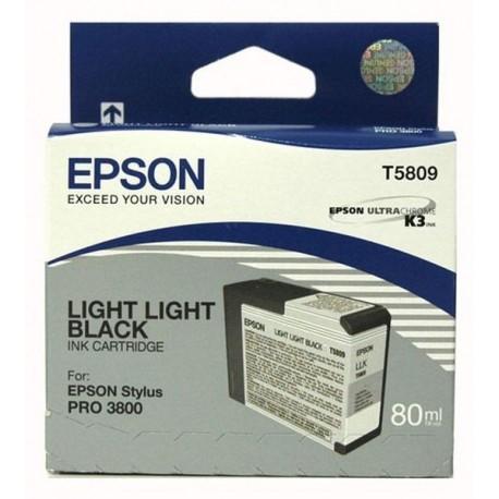 EPSON Cartouche encre Pigment Gris clair 80ml