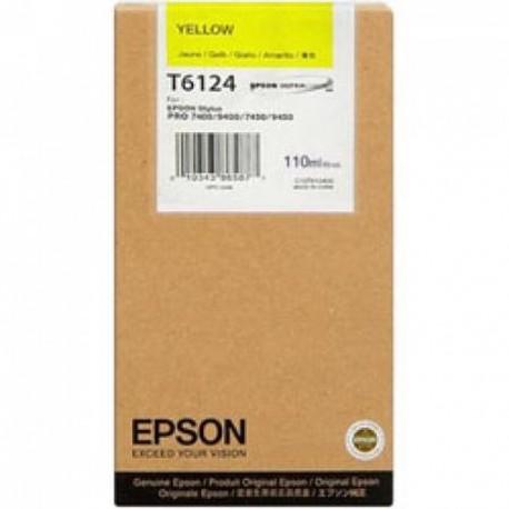 EPSON Cartouche encre Pigment Jaune 220ml