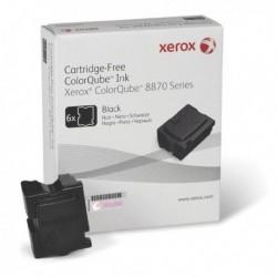 XEROX Pack de 6 Encre solide Noir 2 783 pages