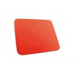 Tapis souris 6mm rouge sachet