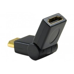 Adaptateur HDMI m/f articule