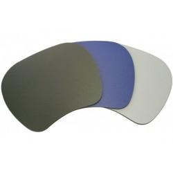 Tapis souris optique turbo bleu 210*173*3mm