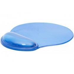 Tapis de souris Gel bleu 26,5x21,5x2,5