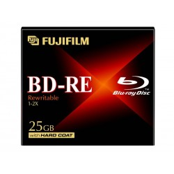 FUJI Blu-Ray Ré-inscriptible 1-2X (25GB) unitaire