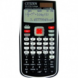 Calculatrice citizen