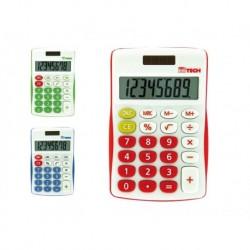 HITECH Calculatrice C1512BL