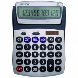HITECH Calculatrice C1509BL