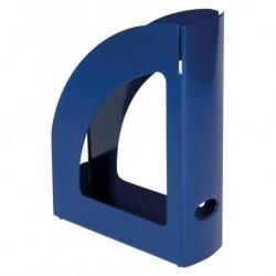 Q-CONNECT Porte-revues ajouré bleu