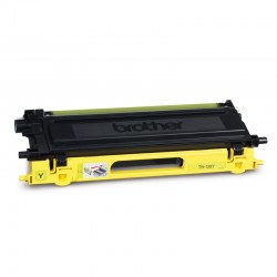 BROTHER Cartouche toner TN130Y Jaune 1500 pages