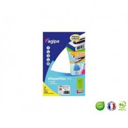 APLI AGIPA Étiquettes de bureau MULTI-USAGES A5 48,5 x 18,5 mm