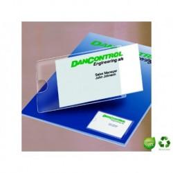 3L Office Étui pour cartes de visite 9,5 x 6 cm