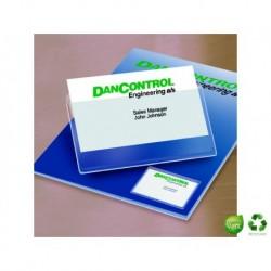 3L Office Étui pour cartes de visite 10,5 x 6 cm