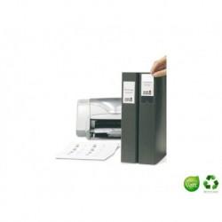 3L Office 12 porte-étiquettes 3,5 x 10,2 cm