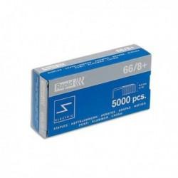Boîte de 5 000 agrafes type 66/8