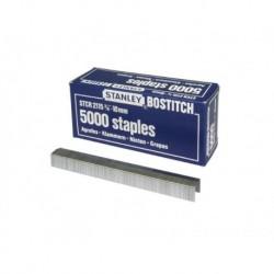 BOSTITCH Boîte de 5 000 agrafes type STCR 2115 10mm