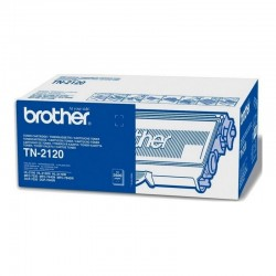 BROTHER Cartouche toner TN2120 Noir 2600 pages