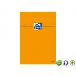 OXFORD Bloc-Notes orange A5