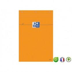 OXFORD Bloc-Notes orange A4 détaché
