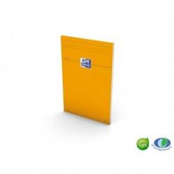 OXFORD Bloc-Notes perforé organisation réglure 5 x 5