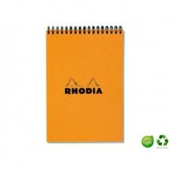 RHODIA Bloc-Notes à spirale A5