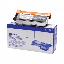 BROTHER TN-2220 Toner Noir 2600 pages