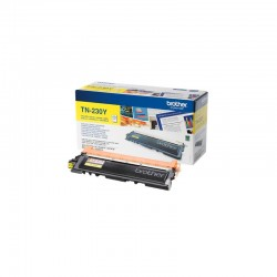 BROTHER Cartouche toner TN230Y Jaune 1400 pages