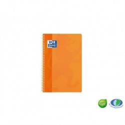 OXFORD Carnet Reliure spirale 180 pages