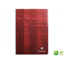 CLAIREFONTAINE Cahier 192 pages brochure 5 x 21 x 29,7 cm