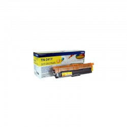 BROTHER Cartouche toner TN241Y Jaune 1400 pages