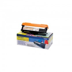 BROTHER Cartouche toner TN320Y Jaune 1500 pages