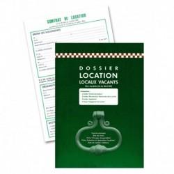 EXACOMPTA Contrat de location dossier (44E)