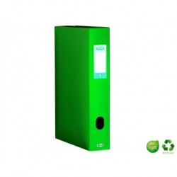 ELBA Boîte Memphis dos 6 cm vert