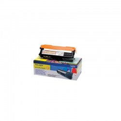 BROTHER Cartouche toner TN328Y Jaune 6000 pages