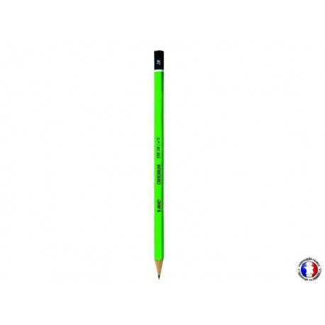 BIC Boîte de 12 crayons Criterium® 550 2B
