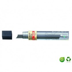 PENTEL Etui de 12 mines graphite HB 0,5 mm