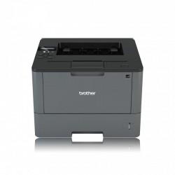 BROTHER HL-L5200DW Imprimante laser monochrome,40 ppm, R/V,Réseau,Wifi