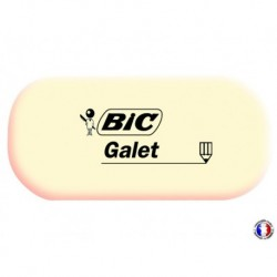 BIC Gomme galet