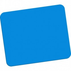 Q-CONNECT Tapis souris standard bleu