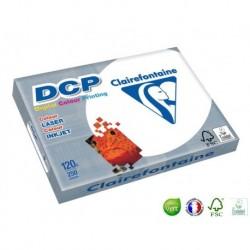 CLAIREFONTAINE Ramette papier DCP A4 120g blanc
