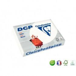 CLAIREFONTAINE Ramette papier DCP A4 160g blanc