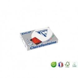 CLAIREFONTAINE Ramette papier DCP A43 210g blanc