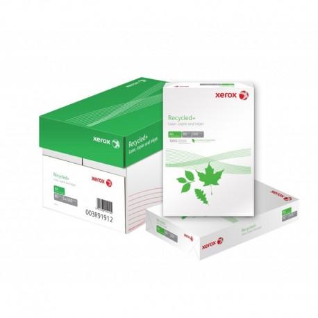 XEROX Ramette papier Recycled + A4 80g blanc