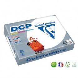 CLAIREFONTAINE Ramette papier DCP A4 80g blanc