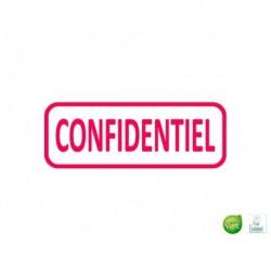 TRODAT Timbre formule X-Print confidentiel