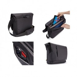 CASE LOGIC Sac messager pour portable 14,1''